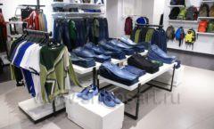 Торговое оборудование BLACK STAR для одежды RFP мужской зал Фото 17