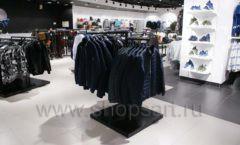 Торговое оборудование BLACK STAR для одежды RFP мужской зал Фото 23