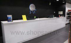 Торговое оборудование BLACK STAR для одежды RFP мужской зал Фото 26