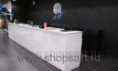 Торговое оборудование BLACK STAR для одежды RFP женский зал Фото 03