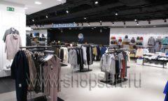 Торговое оборудование BLACK STAR для одежды RFP женский зал Фото 04