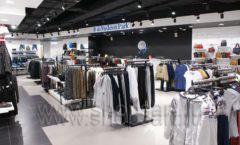 Торговое оборудование BLACK STAR для одежды RFP женский зал Фото 05