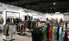 Торговое оборудование BLACK STAR для одежды RFP женский зал Фото 07