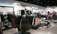 Торговое оборудование BLACK STAR для одежды RFP женский зал Фото 08