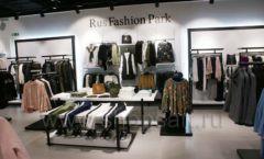 Торговое оборудование BLACK STAR для одежды RFP женский зал Фото 09