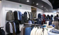 Торговое оборудование BLACK STAR для одежды RFP женский зал Фото 11