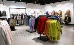 Торговое оборудование BLACK STAR для одежды RFP женский зал Фото 14