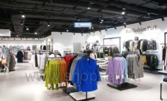 Торговое оборудование BLACK STAR для одежды RFP женский зал Фото 15