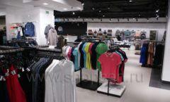 Торговое оборудование BLACK STAR для одежды RFP женский зал Фото 19