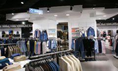 Торговое оборудование BLACK STAR для одежды RFP женский зал Фото 20