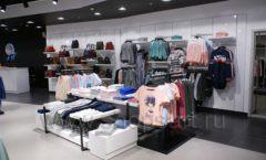 Торговое оборудование BLACK STAR для одежды RFP женский зал Фото 21