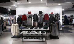 Торговое оборудование BLACK STAR для одежды RFP женский зал Фото 23