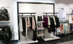 Торговое оборудование BLACK STAR для одежды RFP женский зал Фото 25