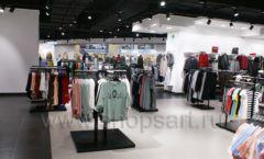 Торговое оборудование BLACK STAR для одежды RFP женский зал Фото 26