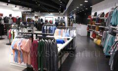 Торговое оборудование BLACK STAR для одежды RFP женский зал Фото 27