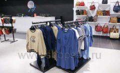 Торговое оборудование BLACK STAR для одежды RFP женский зал Фото 30