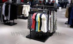Торговое оборудование BLACK STAR для одежды RFP женский зал Фото 31