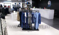 Торговое оборудование BLACK STAR для одежды RFP женский зал Фото 32