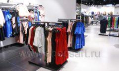 Торговое оборудование BLACK STAR для одежды RFP женский зал Фото 33
