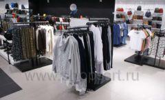 Торговое оборудование BLACK STAR для одежды RFP женский зал Фото 34