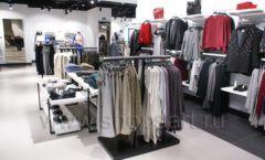 Торговое оборудование BLACK STAR для одежды RFP женский зал Фото 38