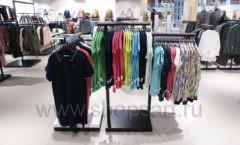 Торговое оборудование BLACK STAR для одежды RFP женский зал Фото 40