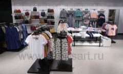 Торговое оборудование BLACK STAR для одежды RFP женский зал Фото 43