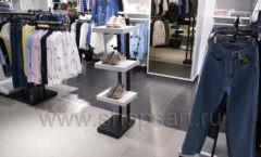 Торговое оборудование BLACK STAR для одежды RFP женский зал Фото 44