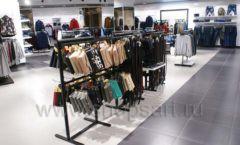 Торговое оборудование BLACK STAR для одежды RFP женский зал Фото 45