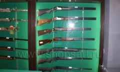 Торговое оборудование РОНДО для оружия Hunter House Фото 10