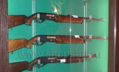 Торговое оборудование РОНДО для оружия Hunter House Фото 11