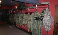 Торговое оборудование РОНДО для оружия Hunter House Фото 15