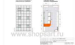 Дизайн проект детского магазина Емеля торговое оборудование КАРАМЕЛЬ Лист 11