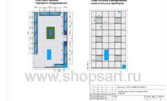 Дизайн проект детского магазина Емеля торговое оборудование КАРАМЕЛЬ Лист 18