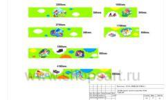 Дизайн проект детского магазина Емеля торговое оборудование КАРАМЕЛЬ Лист 27