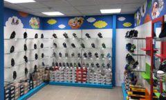 Торговое оборудование для детского магазина Емеля КАРАМЕЛЬ