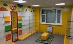 Торговое оборудование КАРАМЕЛЬ для детского магазина ЕМЕЛЯ Фото 04