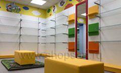 Торговое оборудование КАРАМЕЛЬ для детского магазина ЕМЕЛЯ Фото 05