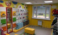 Торговое оборудование КАРАМЕЛЬ для детского магазина ЕМЕЛЯ Фото 06