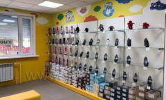 Торговое оборудование КАРАМЕЛЬ для детского магазина ЕМЕЛЯ Фото 08