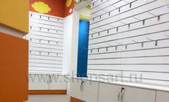 Торговое оборудование КАРАМЕЛЬ для детского магазина ЕМЕЛЯ Фото 13