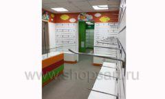 Торговое оборудование КАРАМЕЛЬ для детского магазина ЕМЕЛЯ Фото 15