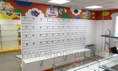 Торговое оборудование КАРАМЕЛЬ для детского магазина ЕМЕЛЯ Фото 16