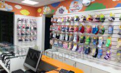 Торговое оборудование КАРАМЕЛЬ для детского магазина ЕМЕЛЯ Фото 17
