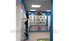 Торговое оборудование КАРАМЕЛЬ для детского магазина ЕМЕЛЯ Фото 24