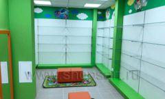 Торговое оборудование КАРАМЕЛЬ для детского магазина ЕМЕЛЯ Фото 25