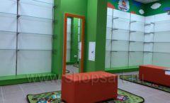 Торговое оборудование КАРАМЕЛЬ для детского магазина ЕМЕЛЯ Фото 26