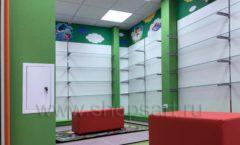 Торговое оборудование КАРАМЕЛЬ для детского магазина ЕМЕЛЯ Фото 28