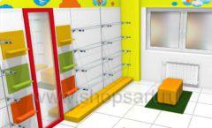 Торговое оборудование КАРАМЕЛЬ для магазина Емеля Дизайн 01