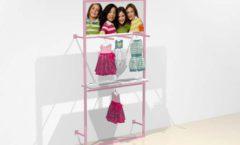 Торговое оборудование РАДУГА для детского магазина ACOO LIKE Дизайн 11